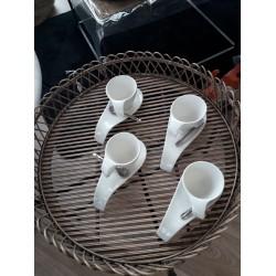 SERVICE TASSE A CAFE X4