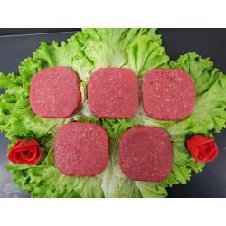 Lot de 5 steaks hachés de...