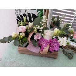 Composition florale centre...