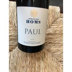 PAUL - DOMAINE DES HOMS -...