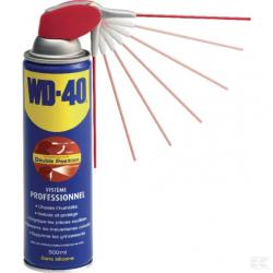 DEGRIPPANT 500 ML WD40