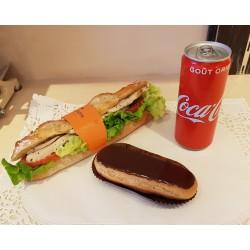 Formule déjeuner à 7.50 €...