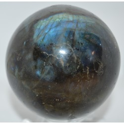 sphere labradorite